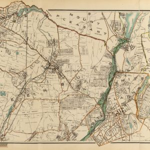 #2901 Irvington, Dobbs Ferry, Ardsley, Tarrytown, etc, 1908