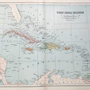 #3285 West Indies, 1894