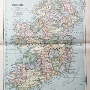 #3289 Ireland, 1894