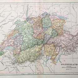 #3295 Switzerland 1894