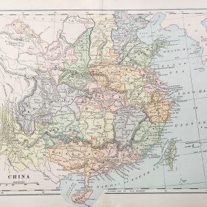 #3307 China, 1894