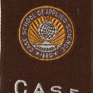 #3352 Case (now Case Western) tobacco silk, 1910