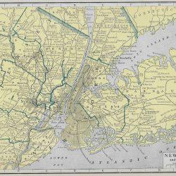 #4208 New York Vicinity 1921