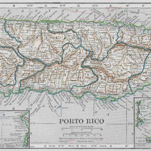 #4213 Puerto Rico, 1921