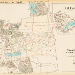 #4219 Village of Tarrytown, 1931