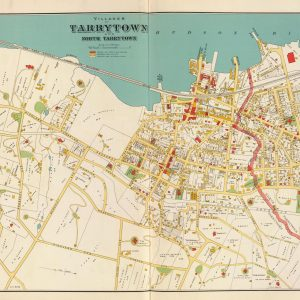 #4223 Villages of Tarrytown and North Tarrytown, 1892