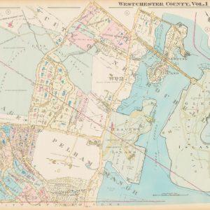 #4226 Village of Pelham Manor/City of New Rochelle, 1929