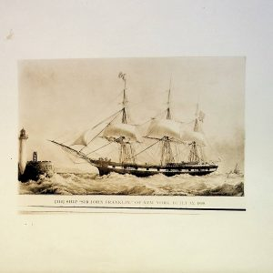"#1445 ""The Sir John Franklin"", 1860"