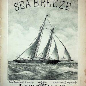 "#1449 ""Sea Breeze"", 1884"