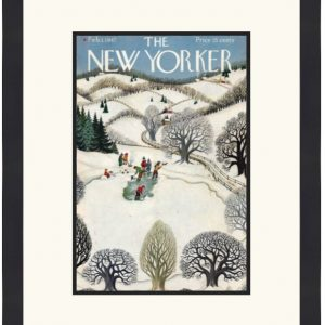 Original New Yorker Cover February 1, 1947
