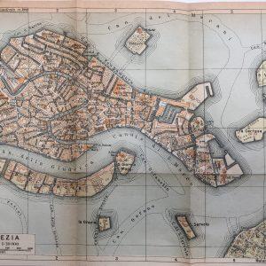 #4910 Venice, Italy 1949