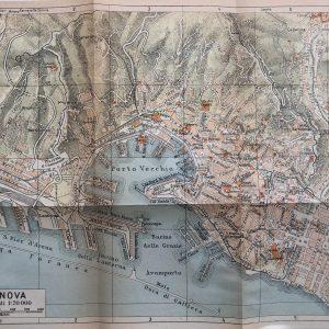 #4911 Genoa, Italy 1949