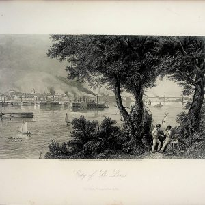 #4988 City of St. Louis 1874