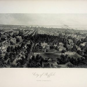 #4995 City of Buffalo, 1874