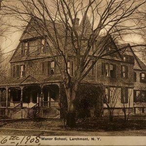 #5275 Manor School, Larchmont 1908