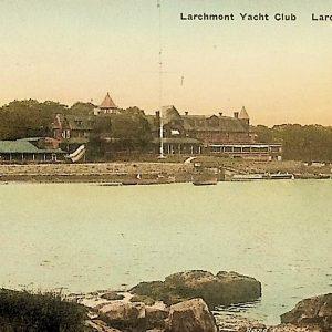 #5311 Larchmont Yacht Club, ca1910