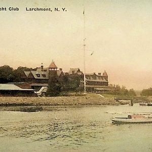 #5312 Larchmont Yacht Club, ca1910