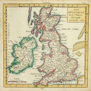 #1017 British Isles, 1755