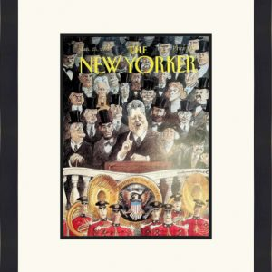 Original New Yorker Cover January 25, 1993