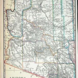 #2512b Arizona circa 1919