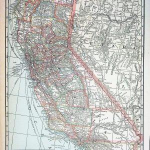 #2527 California circa 1919