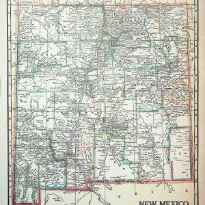 #2527b New Mexico circa 1919