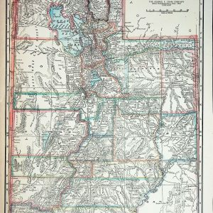 #2528 Utah circa 1919