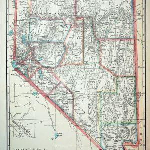 #2528b Nevada circa 1919