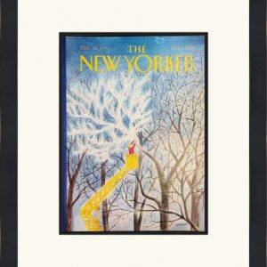 Original New Yorker Cover December 20, 1993