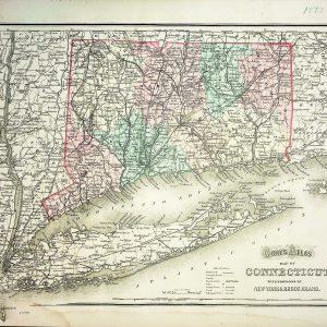 #3189 Connecticut, 1873