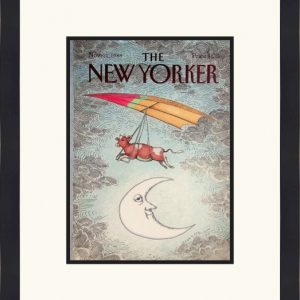 Original New Yorker Cover November 21, 1988