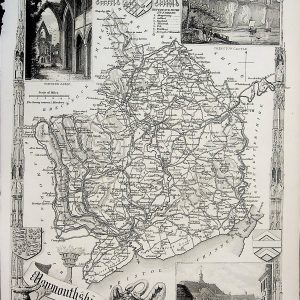 #396 Monmouthshire, UK ca1850