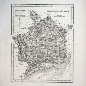 #398 Monmouthshire, UK ca1843