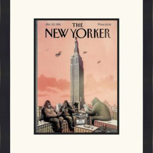 Original New Yorker Cover January 23, 1995