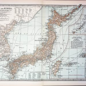 #4366 Japan and Korea, 1903