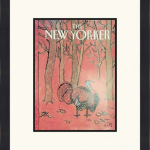 Original New Yorker Cover November 28, 1988