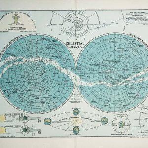 #519 Celestial Charts, 1902