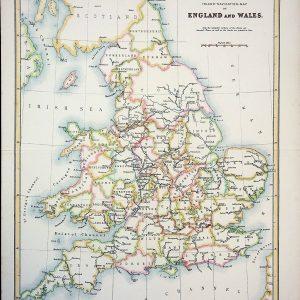 #626 England & Wales, 1886
