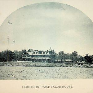 #5309 Larchmont Yacht Club House, 1894