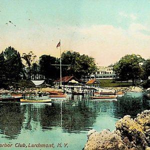 #5355 Horseshoe Harbor, Larchmont 1907