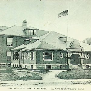#5473 Chatsworth Avenue Elementary School, Larchmont ca1920s