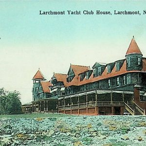 #5474 Larchmont Yacht Club, ca1910