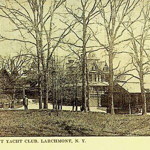 #5476 Larchmont Yacht Club, ca1910s
