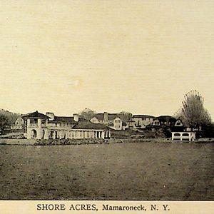 #5478 Shore Acres, Mamaroneck 1910s