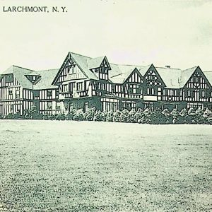 #5479 La Hacienda (now the Shore Club), Larchmont pre-1925