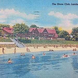 #5481 The Shore Club, Larchmont 1953