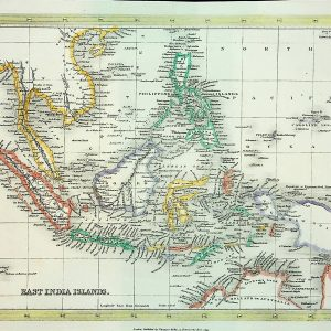 #5485 East India Islands, 1841