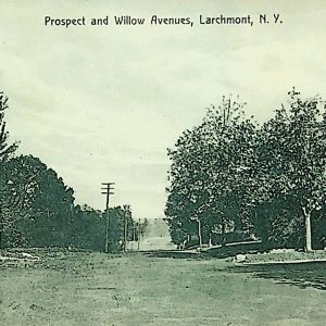 #5469 Prospect and Willow Avenues, Larchmont 1910