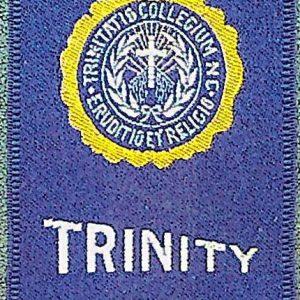 #5572 Trinity College tobacco silk, 1910