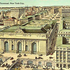 #5583 Grand Central Terminal, 1913